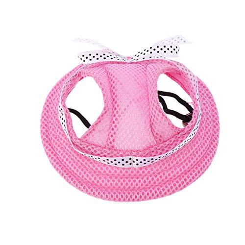 - UEETEK Dog Cat Puppy Pet Chihuahua Sport Cap Bucket Hat Visor Sun Hat