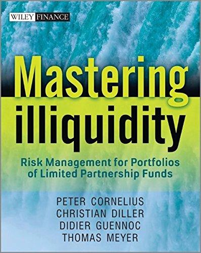 Mastering Illiquidity: Risk management for portfolios of limited partnership funds