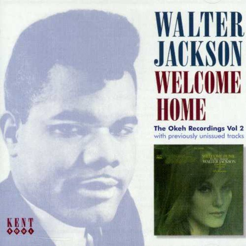 Welcome Home: The Okeh Recordings, Vol. 2 by Jackson, Walter