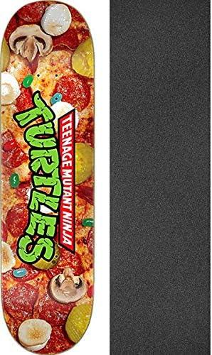 Mob Grip x TMNT Skateboard Griptape Pizza Dudes