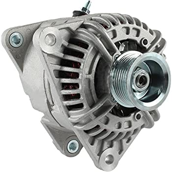 new high amp alternator fits dodge ram pickups. Black Bedroom Furniture Sets. Home Design Ideas