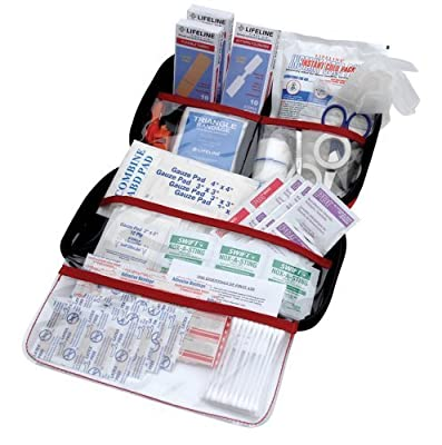 AAA 121-Piece Road Trip First Aid Kit by AAA