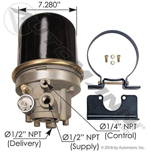 Bendix Pattern Adip Air Dryer 170.065612