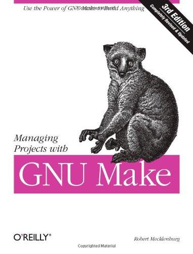Управление проектами с помощью GNU Make