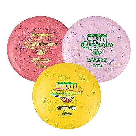d9c24bcc9ef Discraft Jawbreaker Disc Golf Starter 3 Disc Pack - Assorted Colors