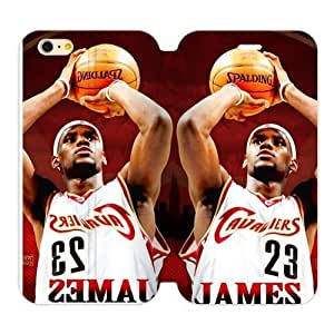 Hoomin Lebron James Last Shot iPhone 6plus 5.5 by lolosakes