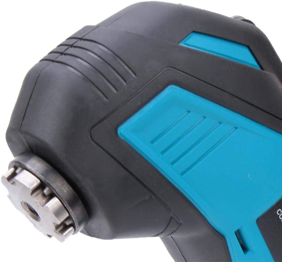 Herramienta oscilante a bater/ía 11000-21000 rpm herramienta multiusos oscilante a bater/ía con bater/ía de iones de litio de 18 V