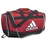adidas Defender II Duffel Bag, University Red, Large
