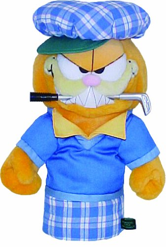 Winning Edge Designs Garfield with Attitude Head Cover