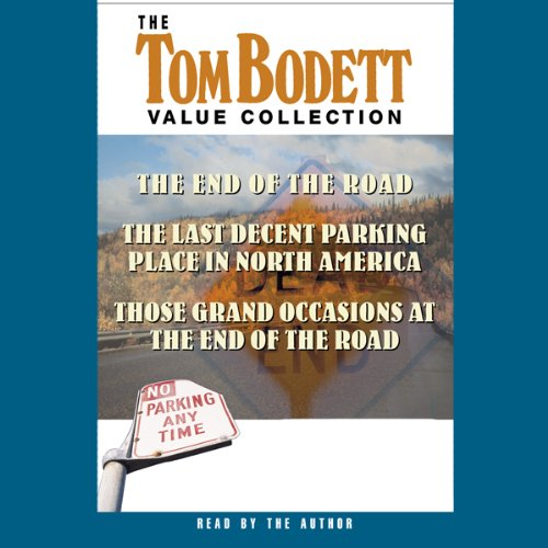 The Last Decent Parking Place in North America Audiobook [Free Download by Trial] thumbnail