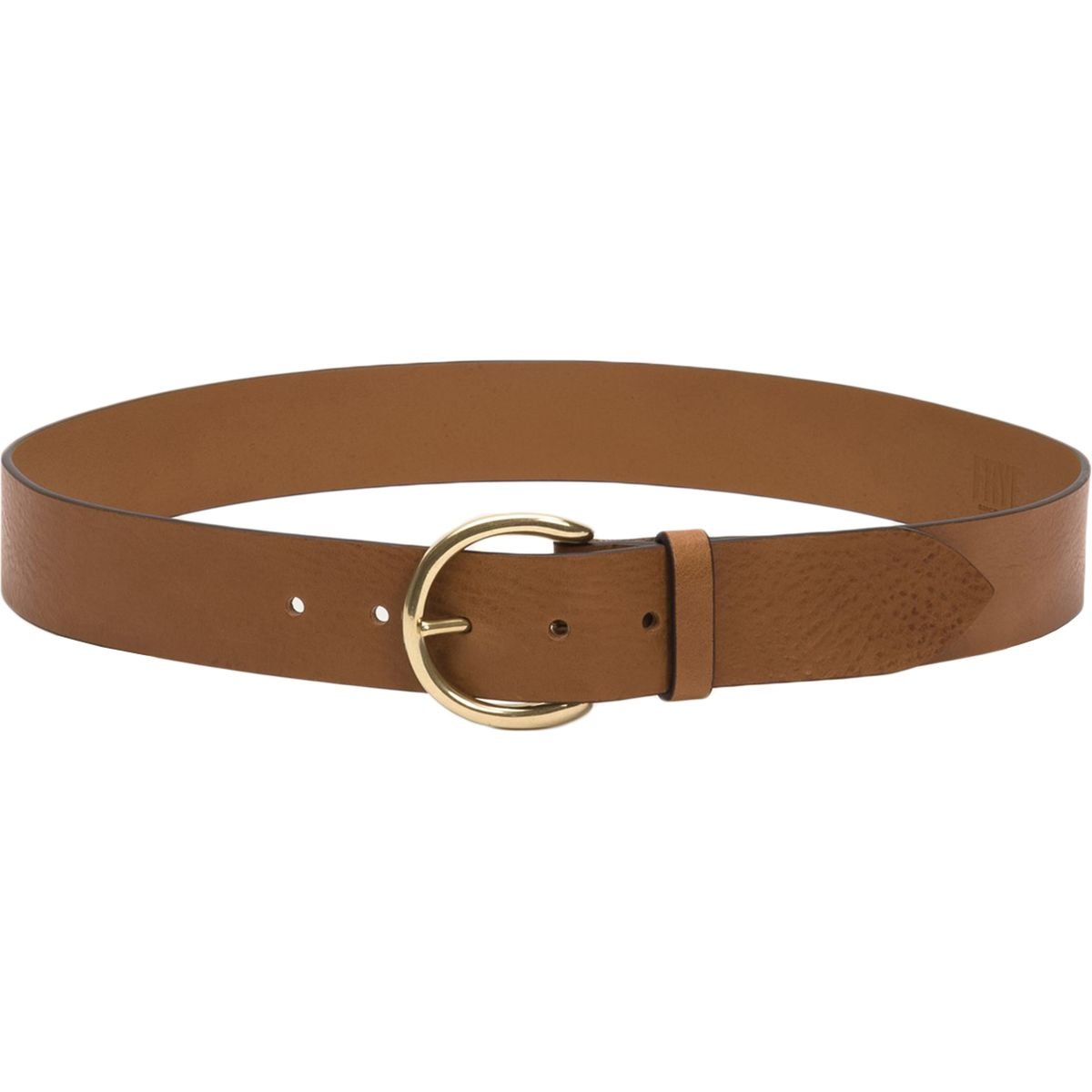 Frye Women's Campus Belt Cognac Leather MD by FRYE
