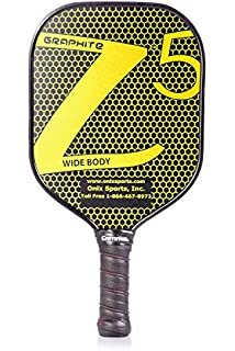 Onix Graphite Z5 Pickleball Paddle Grip + Bonus Overgrip (Babolat Pro Tour)