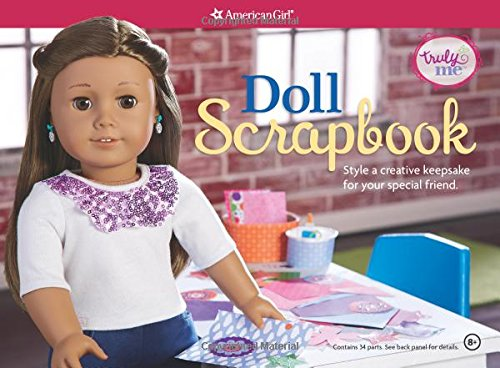 Doll Scrapbook: Style a creative keepsake for your special friend (Truly Me)