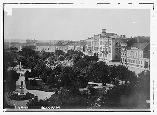 1910 Photo Belgrade