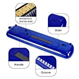 Mugig 32 Keys Melodica, C-Key, with Carrying