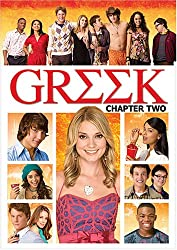 Join TV's coolest young cast as they find friendship, fun and a new kind of drama in the sensational second chapter of the ABC Family original series GREEK. The excitement and the heartbreak of GREEK life continues for the students of Cyprus-Rhodes U...