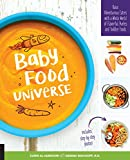 Best Baby Food Cookbooks - Baby Food Universe: Raise Adventurous Eaters with a Review