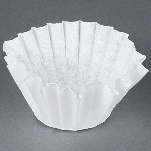 Bunn 20106.0000 8 1/2'' x 3'' 8 to 10 Cup Decanter Style Coffee Filter - 1000/Case