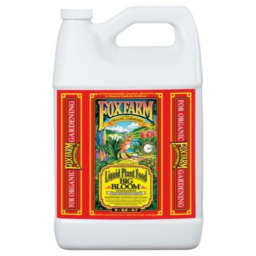 Fox Farm 752289790904 FoxFarm Big Bloom Gallon