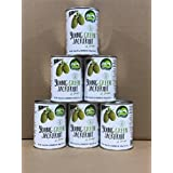Nature's Charm Young Green Jackfruit in Brine 20oz By KC Commerce (Pack of 6)