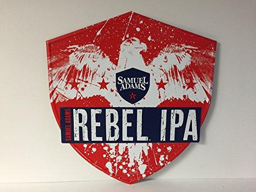 (Samuel Adams - Rebel IPA Eagle - Tin - Metal Sign)