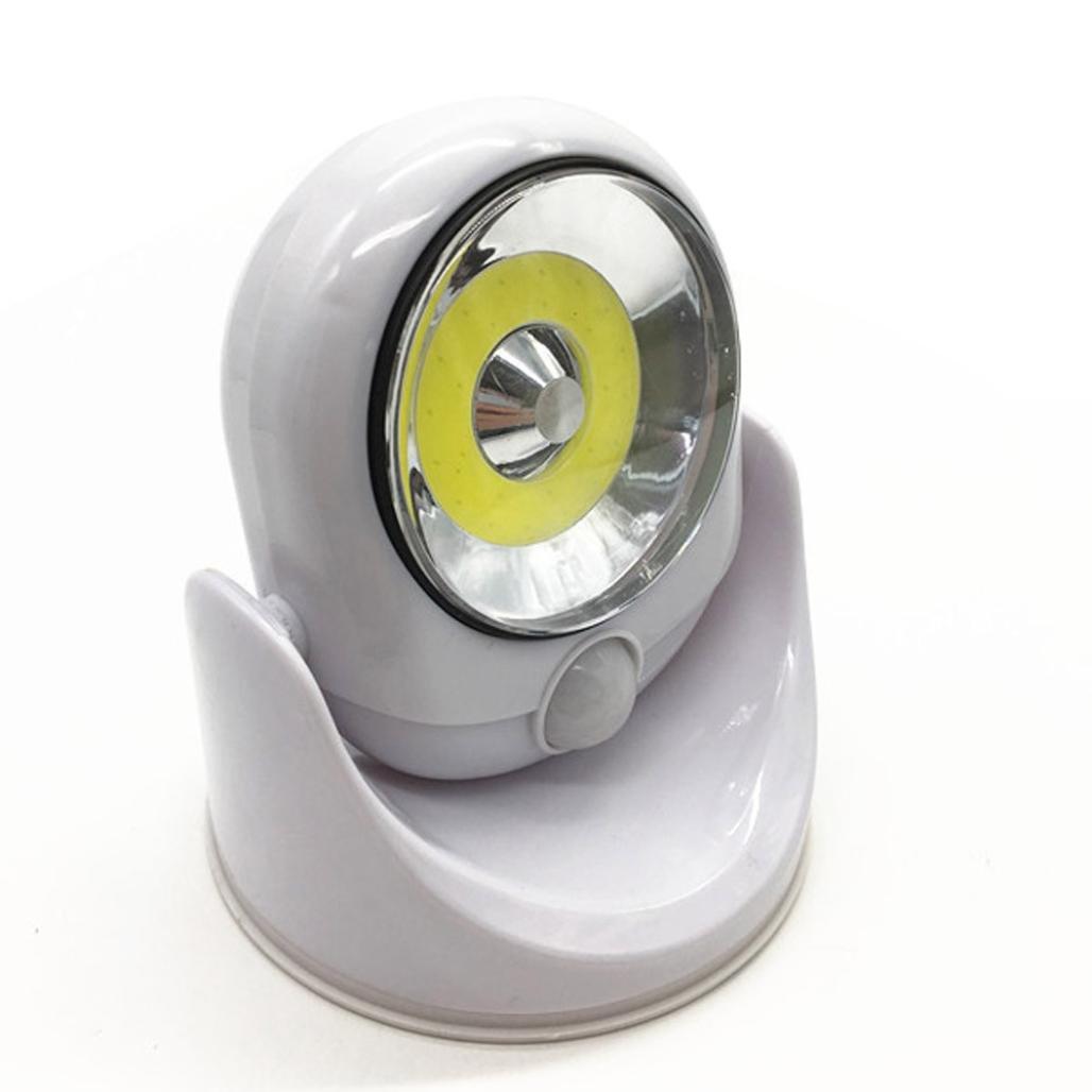 Lampe de S/écurit/é,Sensail Lampe Mural Capteur de Mouvement Lumiere Sans Fil