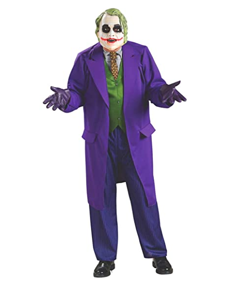 Joker Dark Knight Costume XL 54-56: Amazon.es: Juguetes y juegos