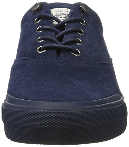 Homme Bleu Sneakers Y2285armouth Tommy Tommy Hilfiger Basses Navy 1b CqgxTXw
