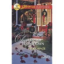 Christmas Countdown (Love Inspired Suspense: Lost, Inc.)