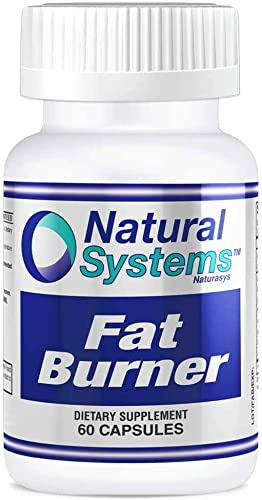 Fat Burner 60 Capsules Natural Systems