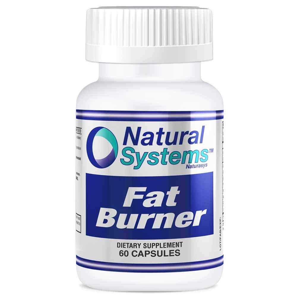Fat Burner 60 Capsules Natural Systems