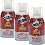 Scotchgard3 Pack 3M Fabric 6oz Protector Spray Block Furniture & Upholstery Protection for Stains