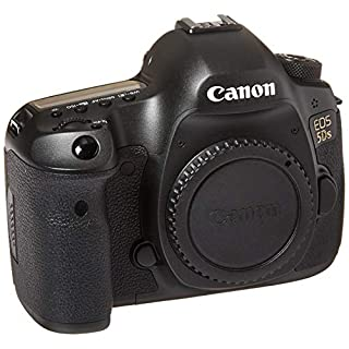 Canon CAN5DSBDYCR CANON EOS 5DS Digital SLR Body Only (Renewed)
