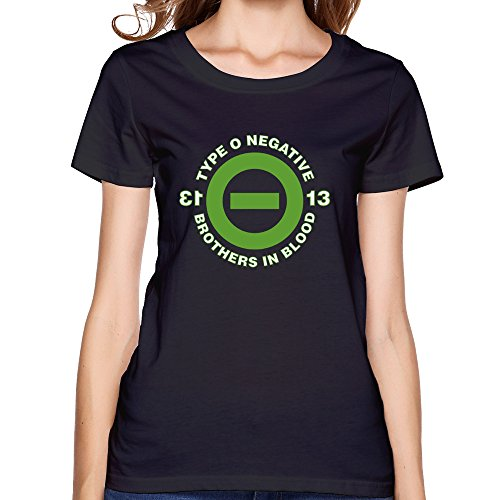 Type O Negative Brothers In Blood Logo Women's T Shirts