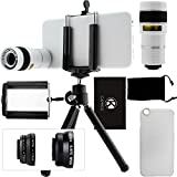 iPhone 6 / 6S Camera Lens Kit including 8X Telephoto Lens / Mini