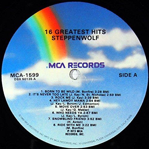 16 Greatest Hits [Vinyl]