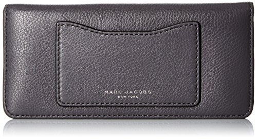 Marc Jacobs Recruit Open Face Wallet, Shadow, One Size