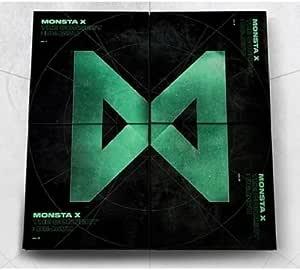 Monsta X - [The Conncet:Dejavu] Random Ver Album CD+84p Booklet+1p Member PhotoCard+1p Group PhotoCard+Pre-Benefit K-POP Sealed
