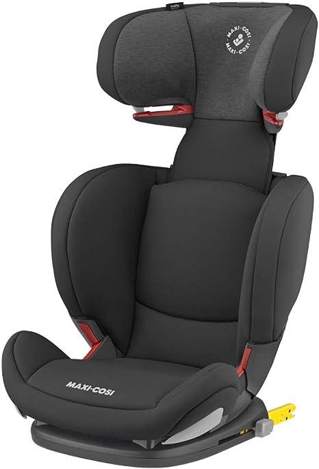 Maxi-Cosi RodiFix AirProtect Silla coche grupo 2/3 isofix, 15 - 36 kg, silla auto reclinable, crece con el niño 3.5 - 12 años, color authentic black: Amazon.es: Bebé