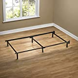 Zinus Michelle Compack 6-Leg Support Bed Frame, for