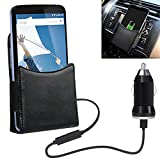 Wireless Car Charger-CHOETECH Pocket QI Car Charger Air Vent Universal Car Mount Smartphone Holder for Samsung Note 5/S6/S6 Edge/S6 Edge Plus,LG G4, Google Nexus 6/5/4, Lumia 950xl and Lumia 950