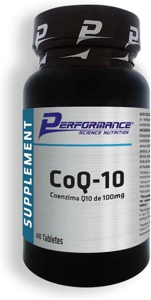 Coq-10 (60 Tabs), Performance Nutrition
