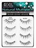 THE Best 4 Pairs Ardell Demi Wispies Natural Multipack False Eyelashes Fake Eye