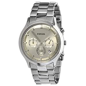 Fossil Men's FS4669 Ansel Stainless Steel Watch