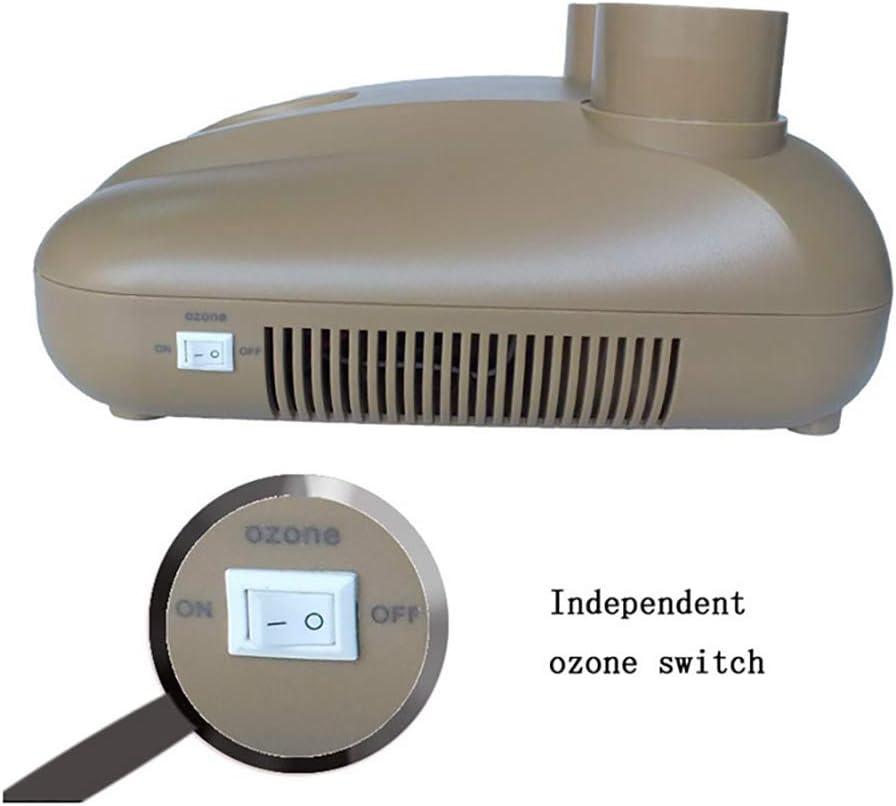 Gong Asciugacapelli Elettrico e Deodorante all'ozono con