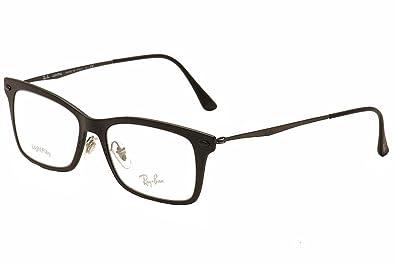 9f873ffe7b Amazon.com  Ray-ban Rx Eyeglasses Frames Rb 7039 2077 51x18 Matte ...