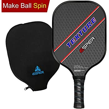 Amazon.com : GRANDCOW Graphite Pickleball Paddle, Carbon ...