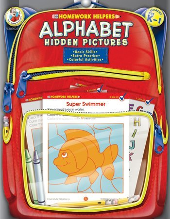 - Homework Helper Alphabet Hidden Pic