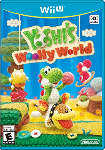 Yoshi's Woolly World. Set off with a friend* through a wild woolly world in this grand Yoshi adventure! A treasure trove of clever handicraft stages are ready for you to explore. Unravel their secrets and color your world with a spectr...