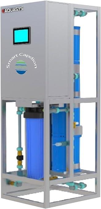 Sistema inteligente de desionización capacitiva CDI CapDion de purificación de agua, purificador de tratamiento de agua: Amazon.es: Bricolaje y herramientas
